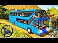 Uphill Offroad Bus Driving Simulator - Android GamePlay