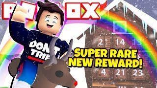 NEW FREE CHRISTMAS UPDATE in Adopt Me! NEW Adopt Me Advent Calendar Update (Roblox) Video