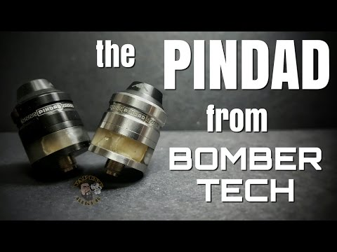 Pindad Review - for Squonking OR a little flavour tank, this needs to be checked out!