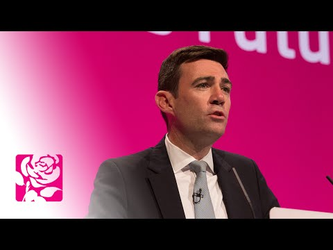 Andy Burnham MP's speech to Labour Conference 2014