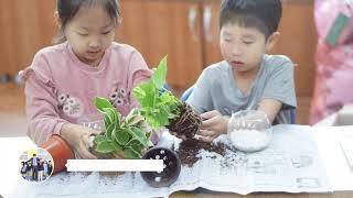 1만동아리 동아리자랑 UCC 공모전 우수상(부남초 초록…