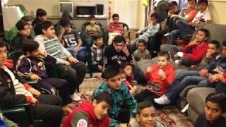 Islamic English lecture in Hussaineyat Ale Yassin Eid Al-Mab'ath 2015