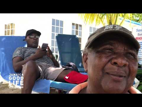 JAMAICA GOOD LIFE - Episode 13 - Fun at The Beach in Negril