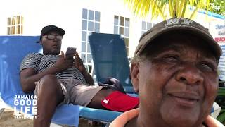 JAMAICA GOOD LIFE - EP13 - Fun at The Beach in Negril