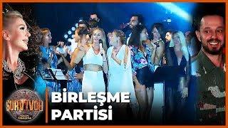 Survivor 51. Bölüm Fragmanı | Birleşme Partisi - Murat Boz - Seda Sayan