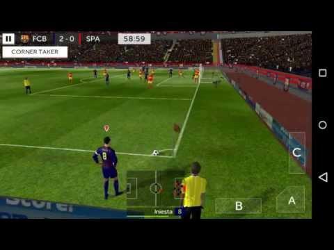 fc barcelona vs spanish league allstars fts 15 youtube