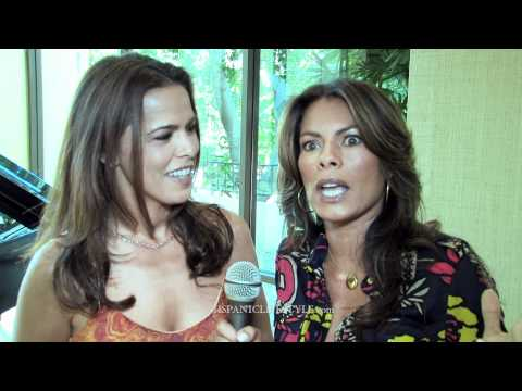 Actresses Rosa Blasi and Lisa Vidal   Part I