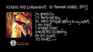 Pugwash Kicking And Screaming lyric video