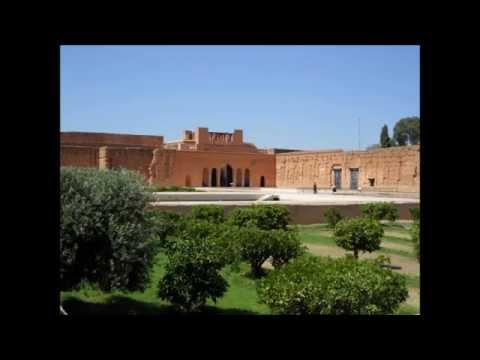 Palais El-Badi - Marrakech