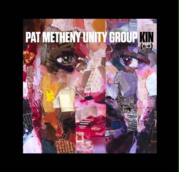 pat metheny unity kin