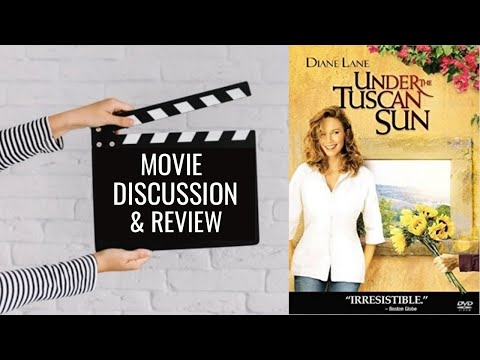 Under The Tuscan Sun   Full Discussion   Spoilers Included