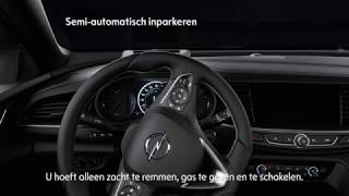 Technologie Video: Automatisch inparkeren.