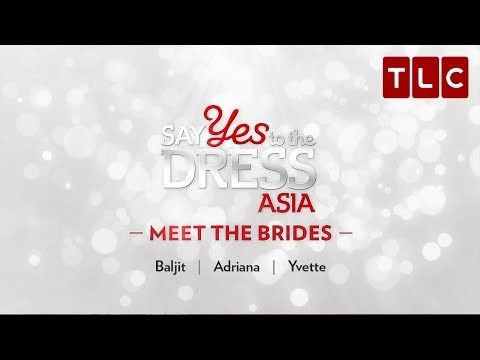 The Zesty Ones | Meet the Brides |  Say Yes to the Dress Asia