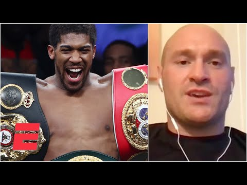 Tyson Fury looking forward to Anthony Joshua but focused on Deontay Wilder | Boxing on ESPN