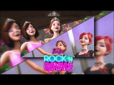 Barbie Rock Et Royales Enfin Tous Au Camp