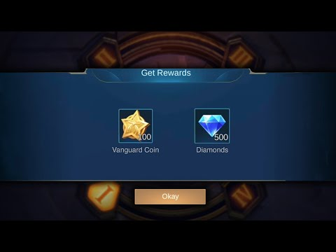HOW TO GET 100 DIAMONDS EVERY WEEK FROM VANGUARD COINS (NEW CURRENCY) | 10 UPCOMING EVENTS | MLBB