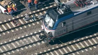 Video 2 killed in Amtrak train derailment south of Philly download MP3, 3GP, MP4, WEBM, AVI, FLV Juni 2018