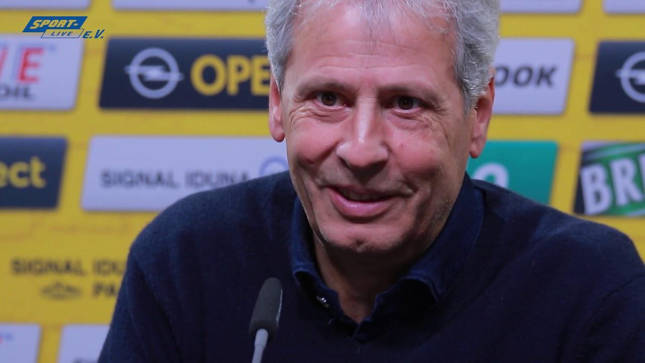 BVB-Pressekonferenz vor dem Spiel gegen Bayer 04 Leverkusen