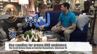 Ep 14 - How to style a round coffee table, Interior HomeStore, Sherman TX