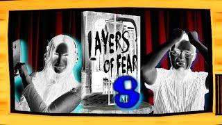 Layers of Fear odc. 8. Inżynieria wsteczna zagadki dla dzieci. #paragranimuje #horror