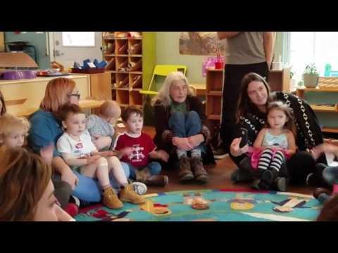 MLK Singing Songs at Headwaters School