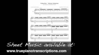 Sebastian piano theme from
