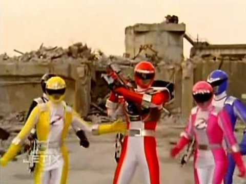 Red OO Ranger With Defender Vest!
