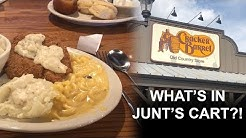 What's in Junt's Cart? - Cracker Barrel Old Country Store