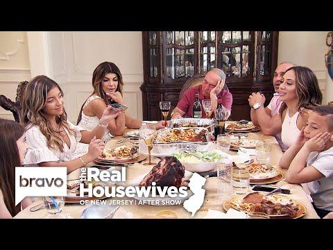 Teresa Giudice Opens Up About How Hard Holidays Are Without Joe Giudice | RHONJ After Show (S10 E7)