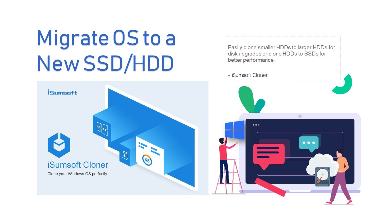 how to transfer os to new ssd