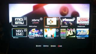 Ouya emulation and xbmc