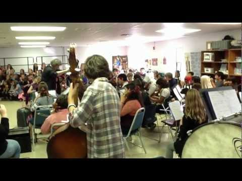 Sierra Madre Middle School Band / Orchestra