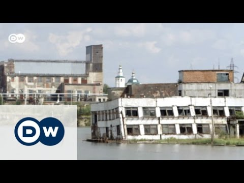 Russia: A city sinks into the ground | Focus on Europe