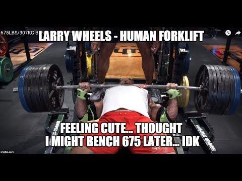 Larry Wheels Strongman Reddit
