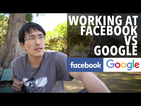 Working at Facebook