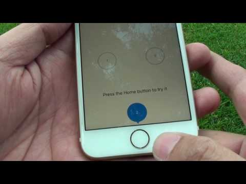 Setting Up iPhone 7 For the First Time
