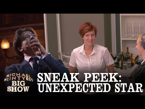 SNEAK PEEK: Unexpected Star Verity - Michael McIntyre's Big Show: Series 2 Episode 4 - BBC One