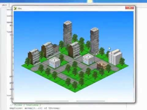 My isometric game engine delphi youtube tyukafo
