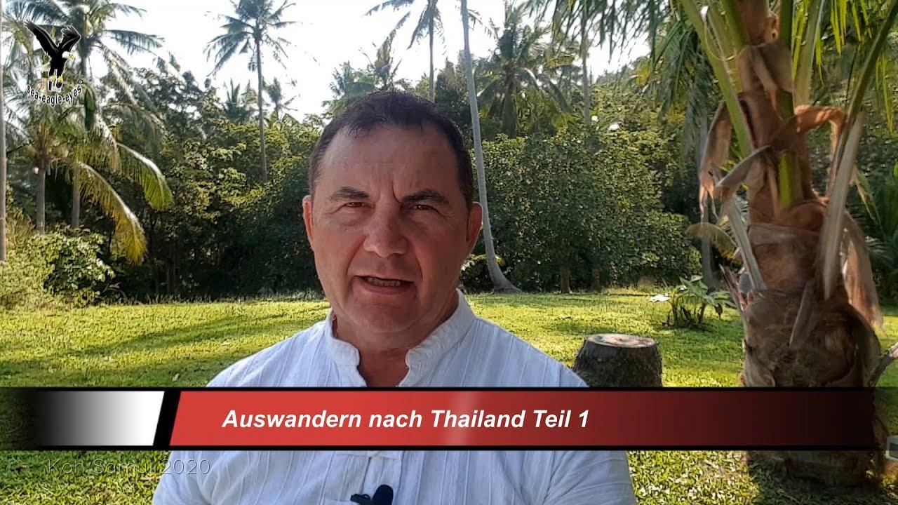 Auswanderer dirk die vox thailand Auswanderer Matthias