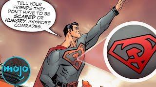 Top 10 Craziest DC Elseworlds Stories