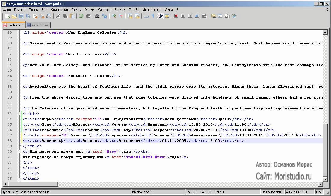 Создание сайтов с таблицей виртуальный сервер apache для joomla