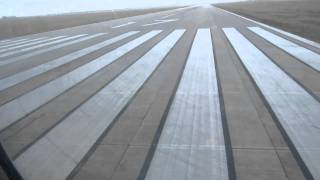 Taking Off from Grand Island, NE Central Nebraska Regional Airport