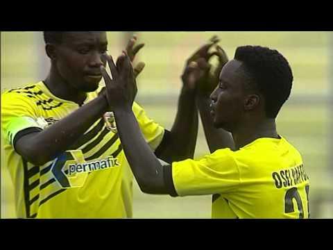 Ghana Premier League Week V:  AshantiGold 1-1 Aduana Stars/ 20 March, 2016
