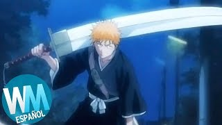 ¡Top 10 ARMAS en Anime!
