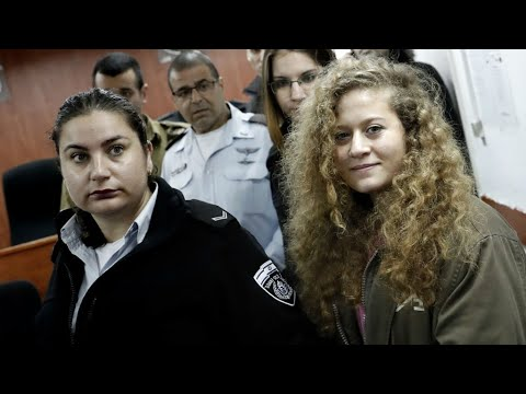 """Ahed Tamimi Court Case: """"It''s not just Tamimi's trial, it's the trial of occupation"""""""