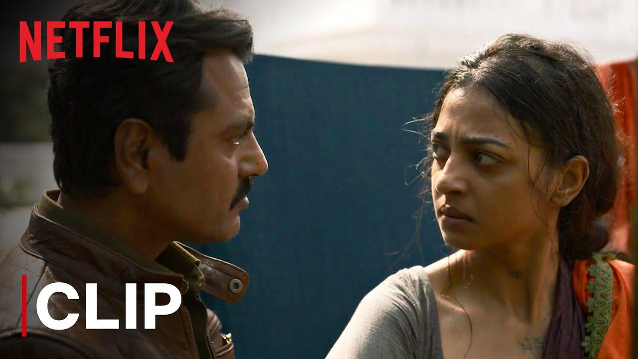 Nawazuddin Siddiqui Interrogates Radhika Apte | Raat Akeli Hai | Netflix India