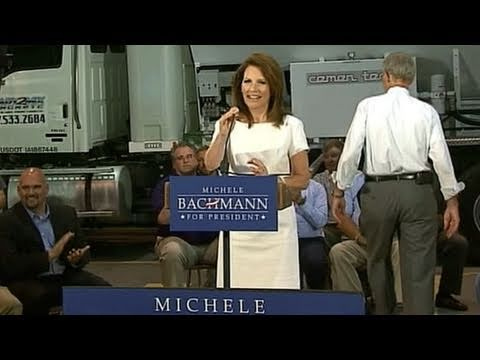 Michele Bachmann's Clinic Trying to Change Sexual Orientation?