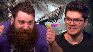 Big Swords and Bigger Monsters - GLITCH PLEASE #36
