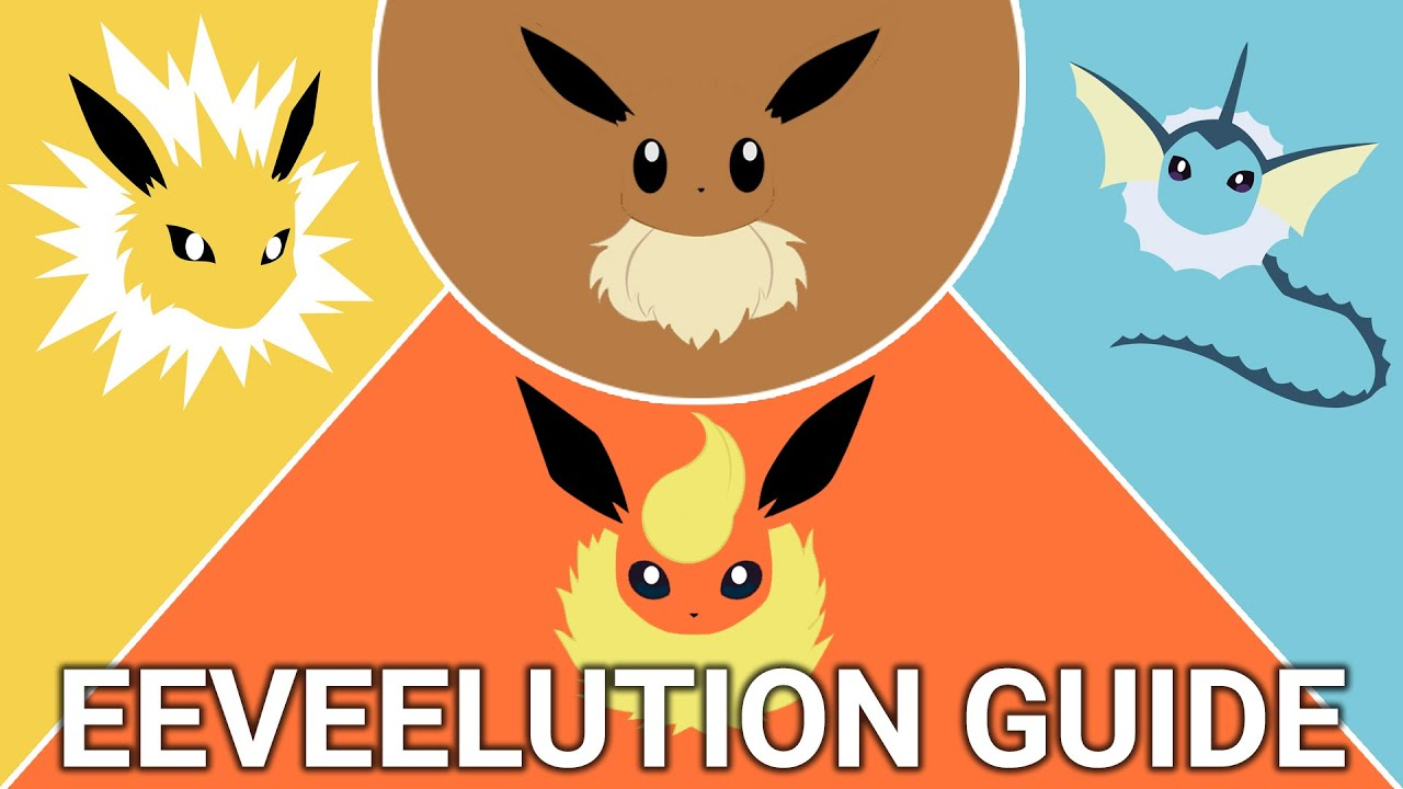 pokemon go how to choose eevee evolution vaporeon jolteon or
