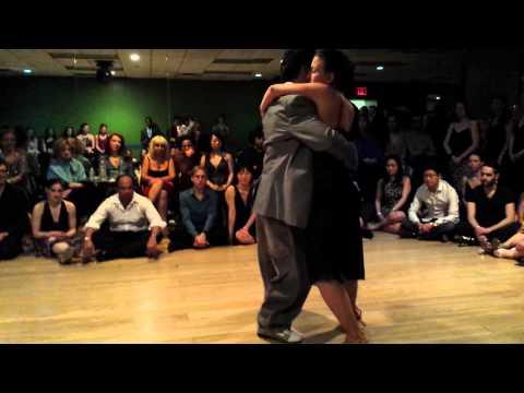 Argentine Tango: Marisol Morales & Alejandro Larenas - Chau Pinela